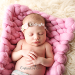 Alexandria | Newborn Photographer Near Riverside, CA