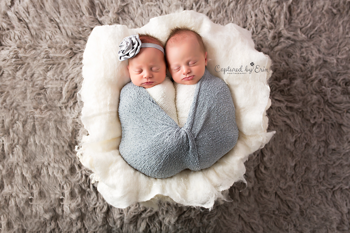 Schnetz twins temecula ca newborn twin photographer