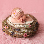 Baby Taylee | Newborn Photographer in Riverside, CA