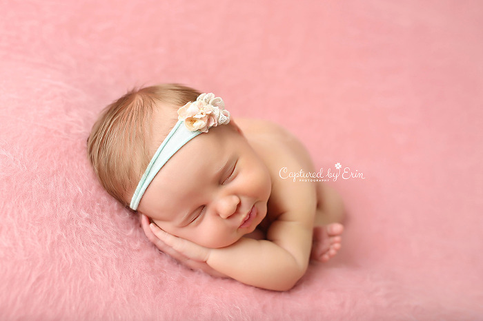 Newborn photographer near Riverside, CA