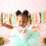 Laila | Cake Smash Photographer in Riverside, CA